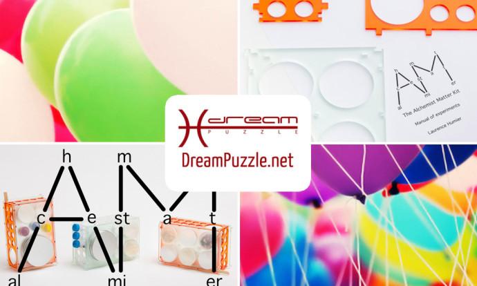Festa Dreampuzzle The Alchemist Matter Kit
